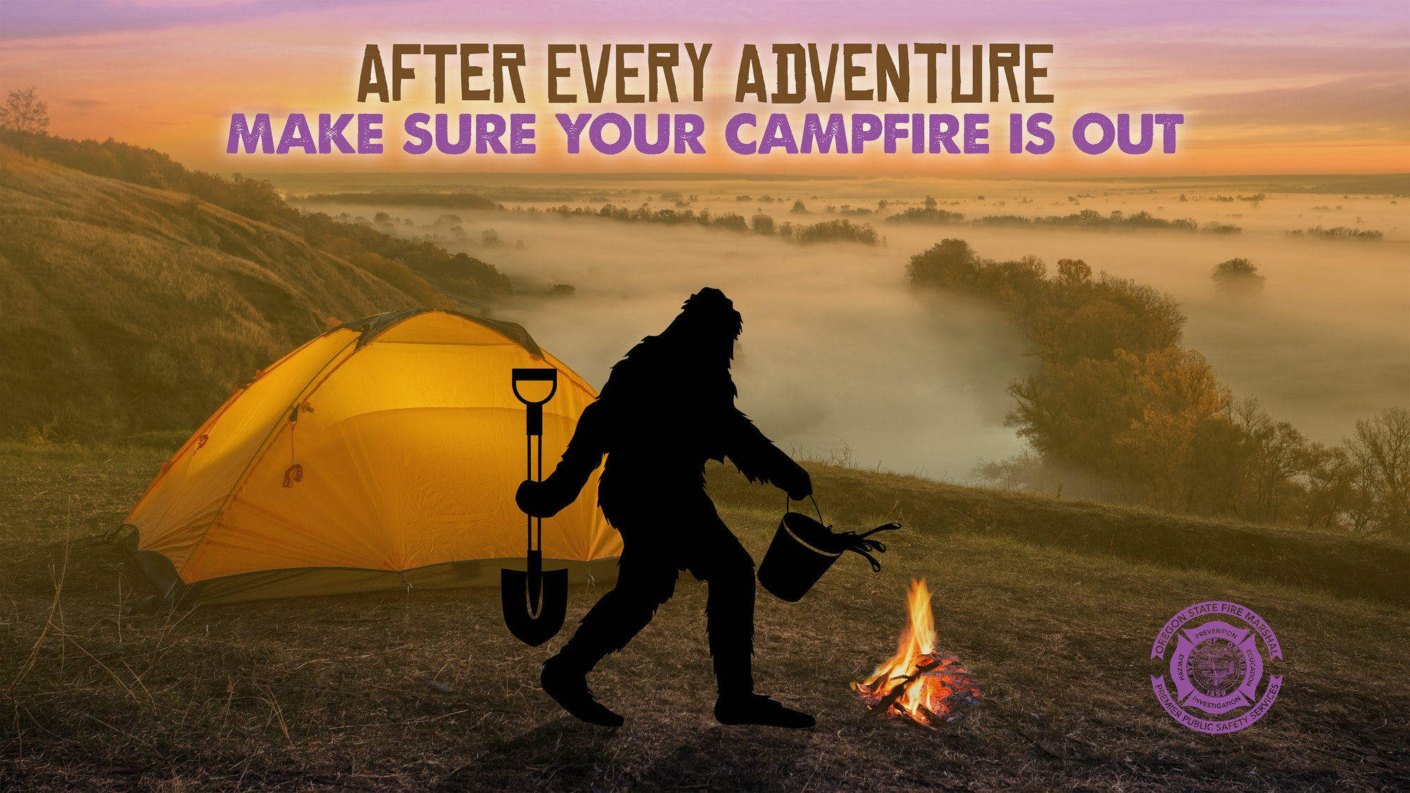 May contain: person, human, camping, and tent