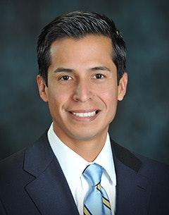 Board member Sergio Contreras