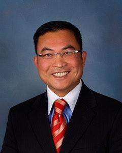 Board member Andrew Nguyen