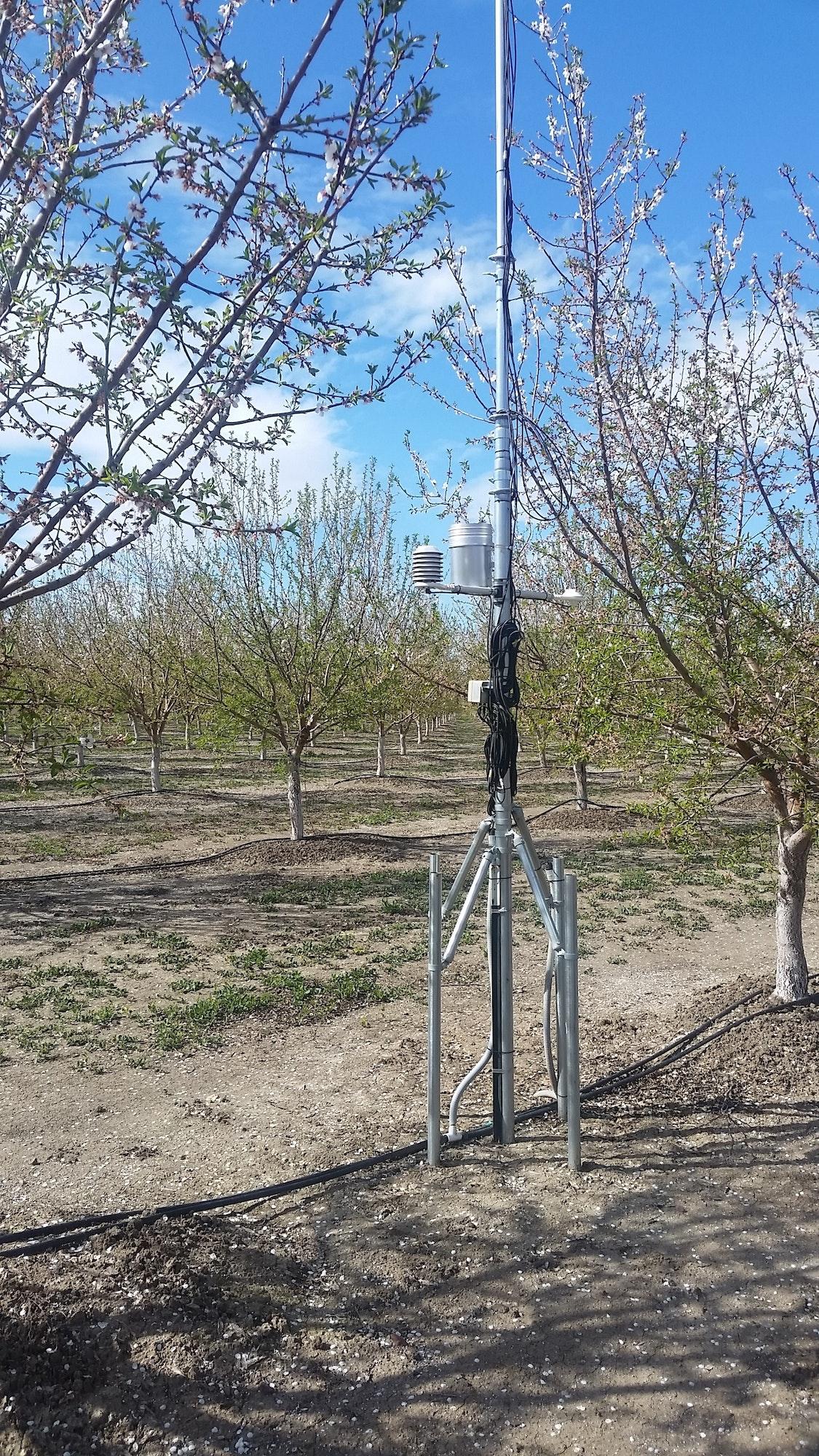 soil monitor station