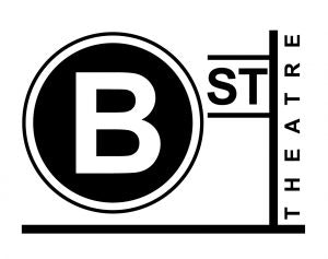 B St. Theatre Logo