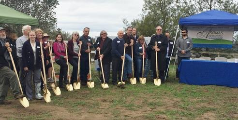 Breaking Ground at Oakridge