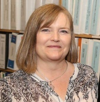 Louise Coombes - Admin Services Officer & Board Secretary