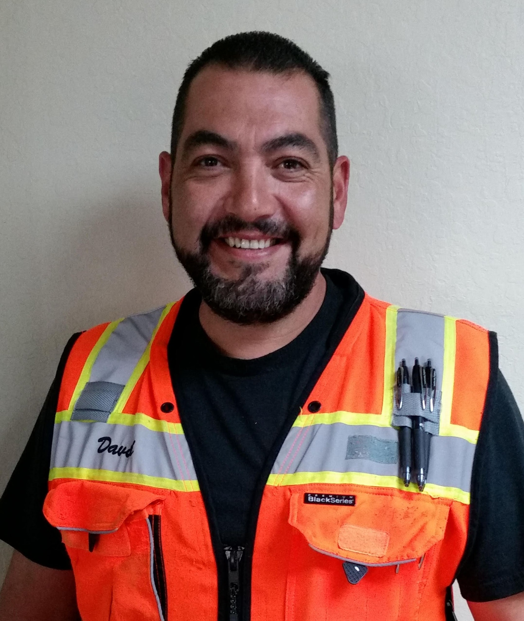 David DeAlba, Chief Water System Operator