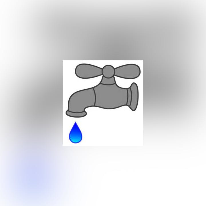 Faucet with drip