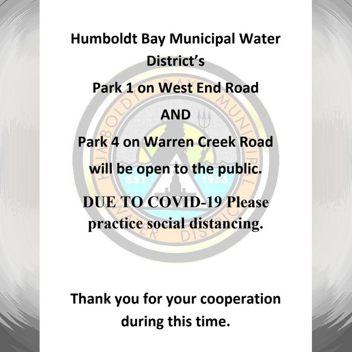 Humboldt Bay Municipal Water District Logo