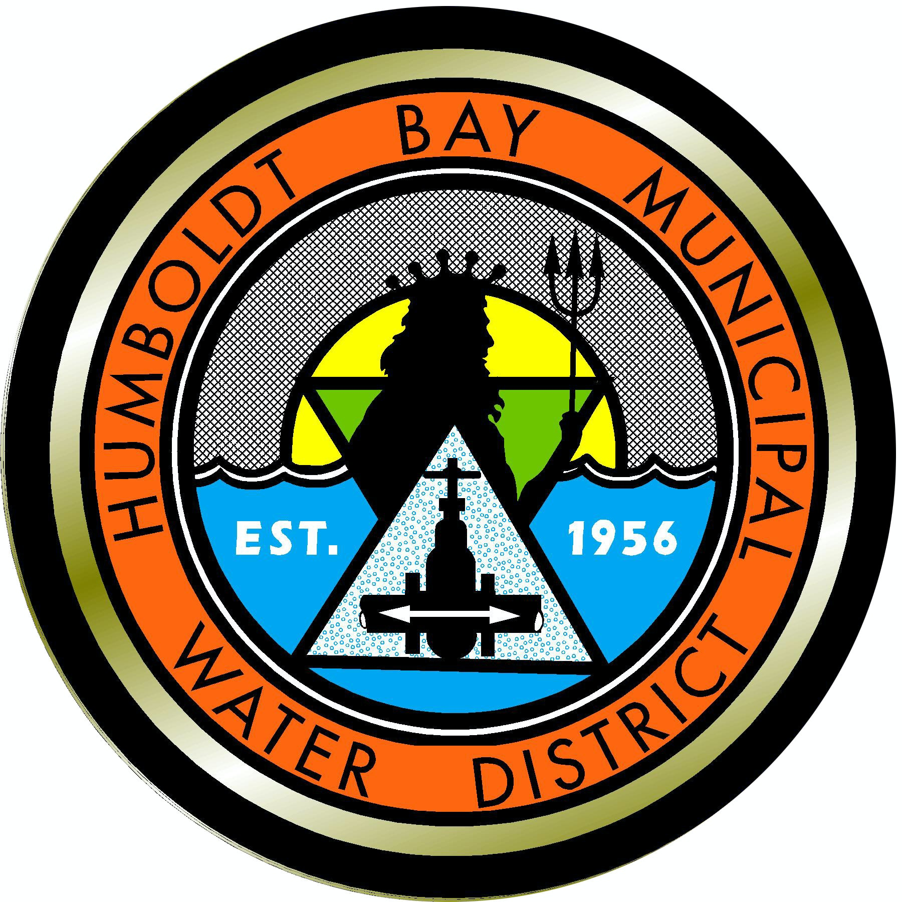 District Logo What It Stands For Humboldt Bay Municipal Water