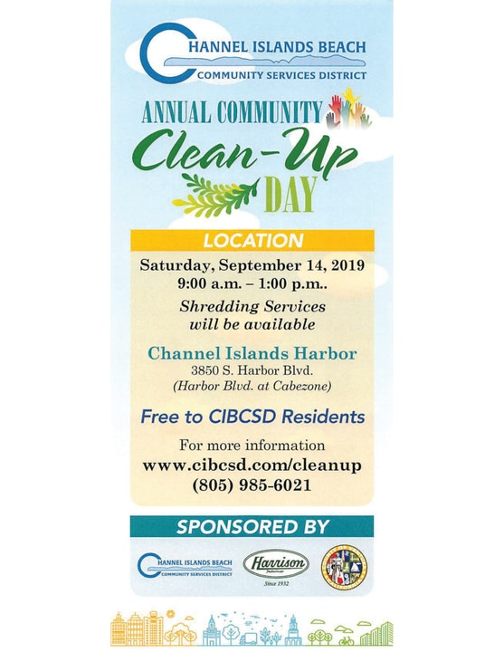 Community Clean Up page 1