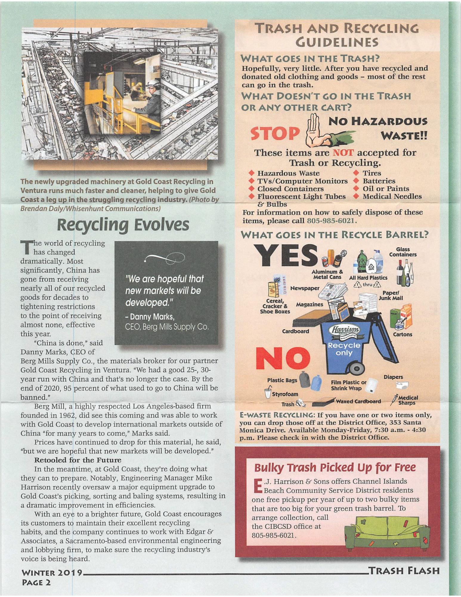 EJ Trash Flash Winter 2019 page 2