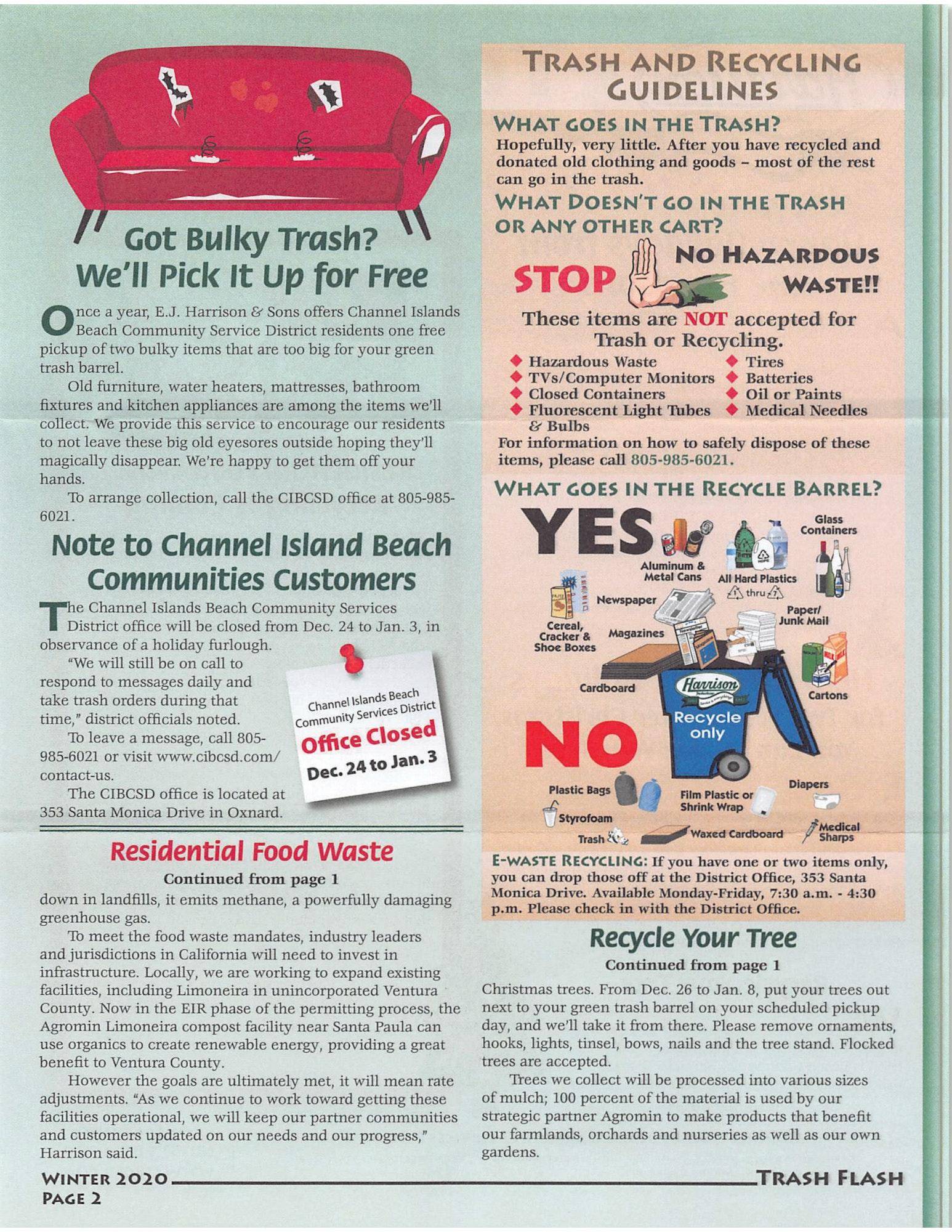 Trash Flash Winter 2020 page 2