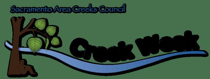 Creek Week logo banner