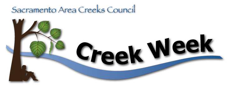 Creek Week logo banner