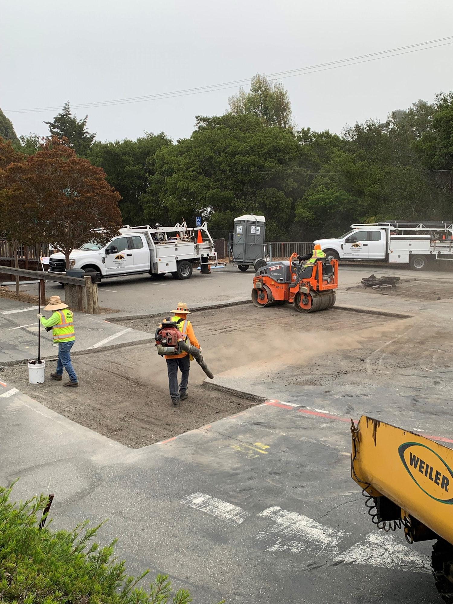 May contain: person, human, road, tarmac, and asphalt