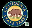 California State Park Logo, Bear
