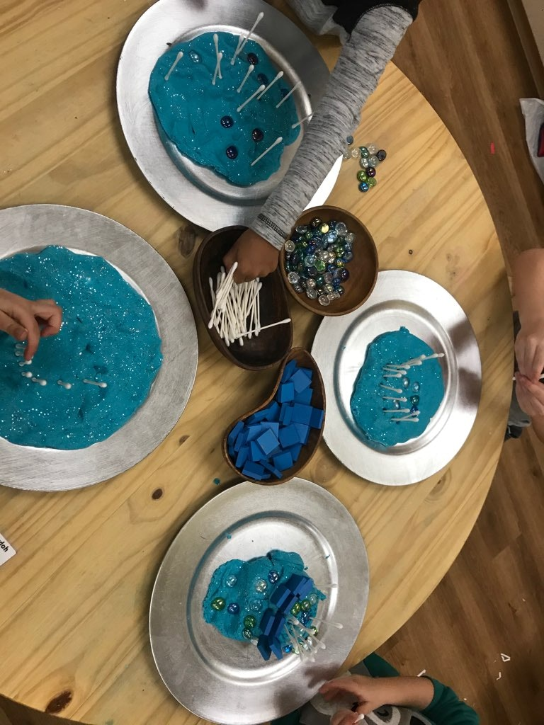 Frozen inspired provocation