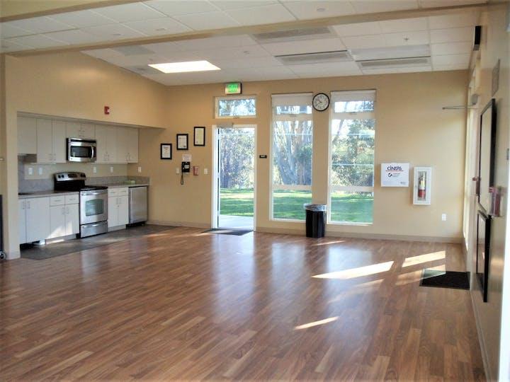 May contain: flooring, floor, wood, hardwood, indoors, and room