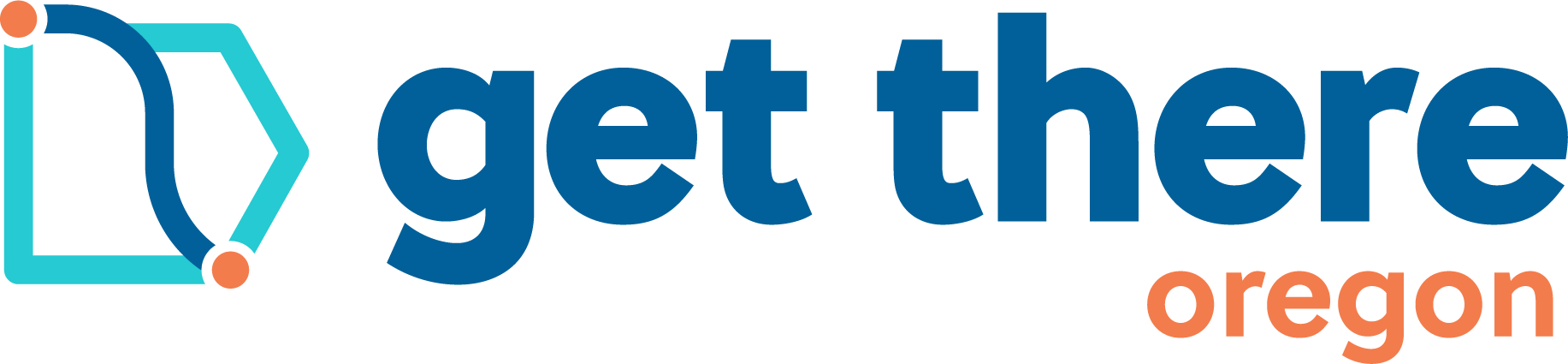 Get There logo