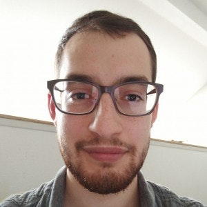 Portrait of James Mejias