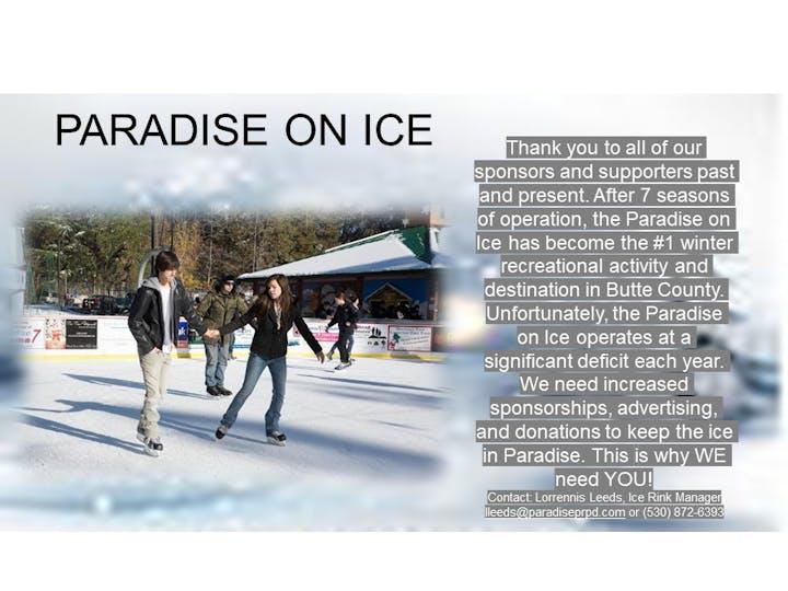 May contain: human, person, sports, sport, skating, ice skating, and rink