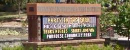 May contain: advertisement, billboard, and scoreboard