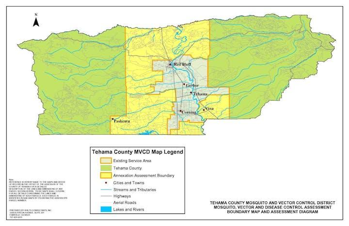 District Boundaries