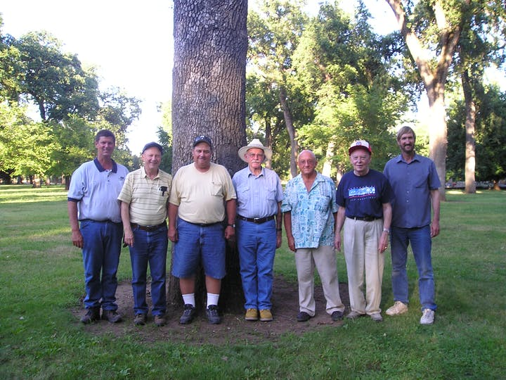 Tehama County MVCD Board Members