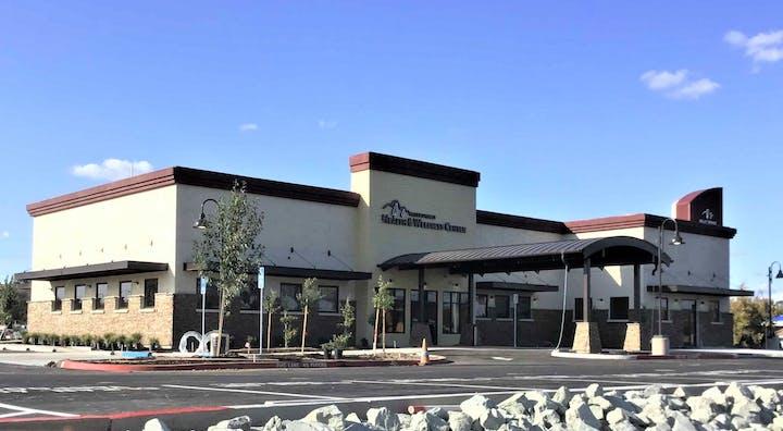 Valley Springs Health & Wellness Center, VSHWC, building