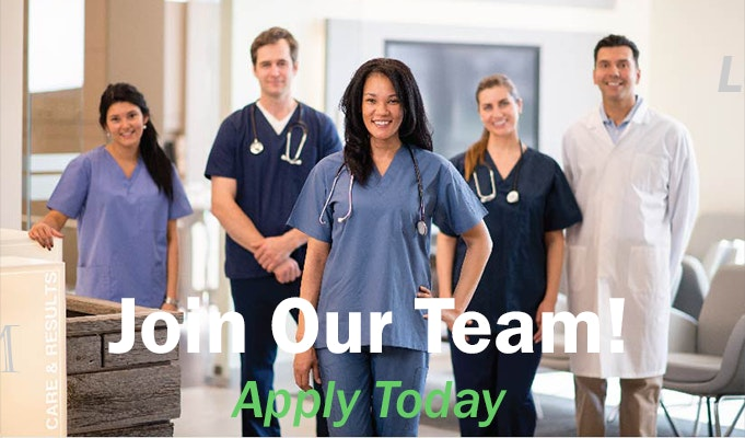 Join Our Team! Apply Today
