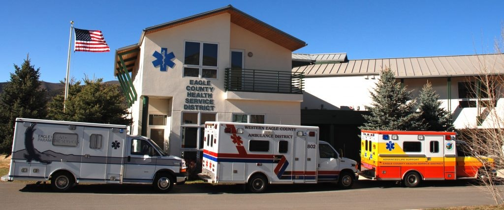 May contain: ambulance, van, transportation, vehicle, and truck