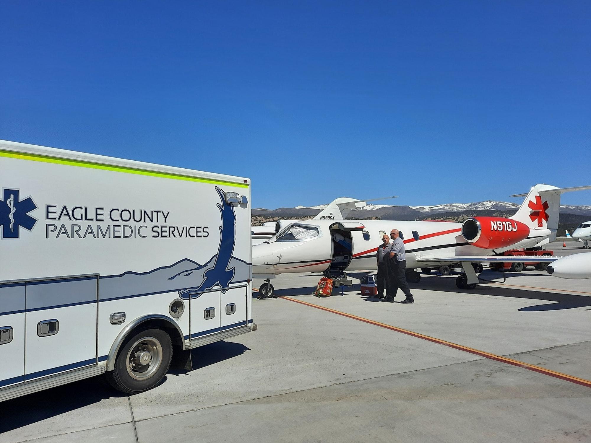 May contain: person, human, airplane, transportation, vehicle, and aircraft