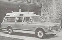 May contain: van, vehicle, transportation, and ambulance
