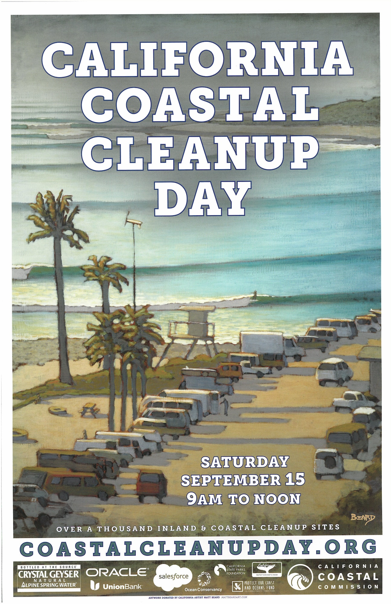 Flyer 2018 Coastal Clean Up Day