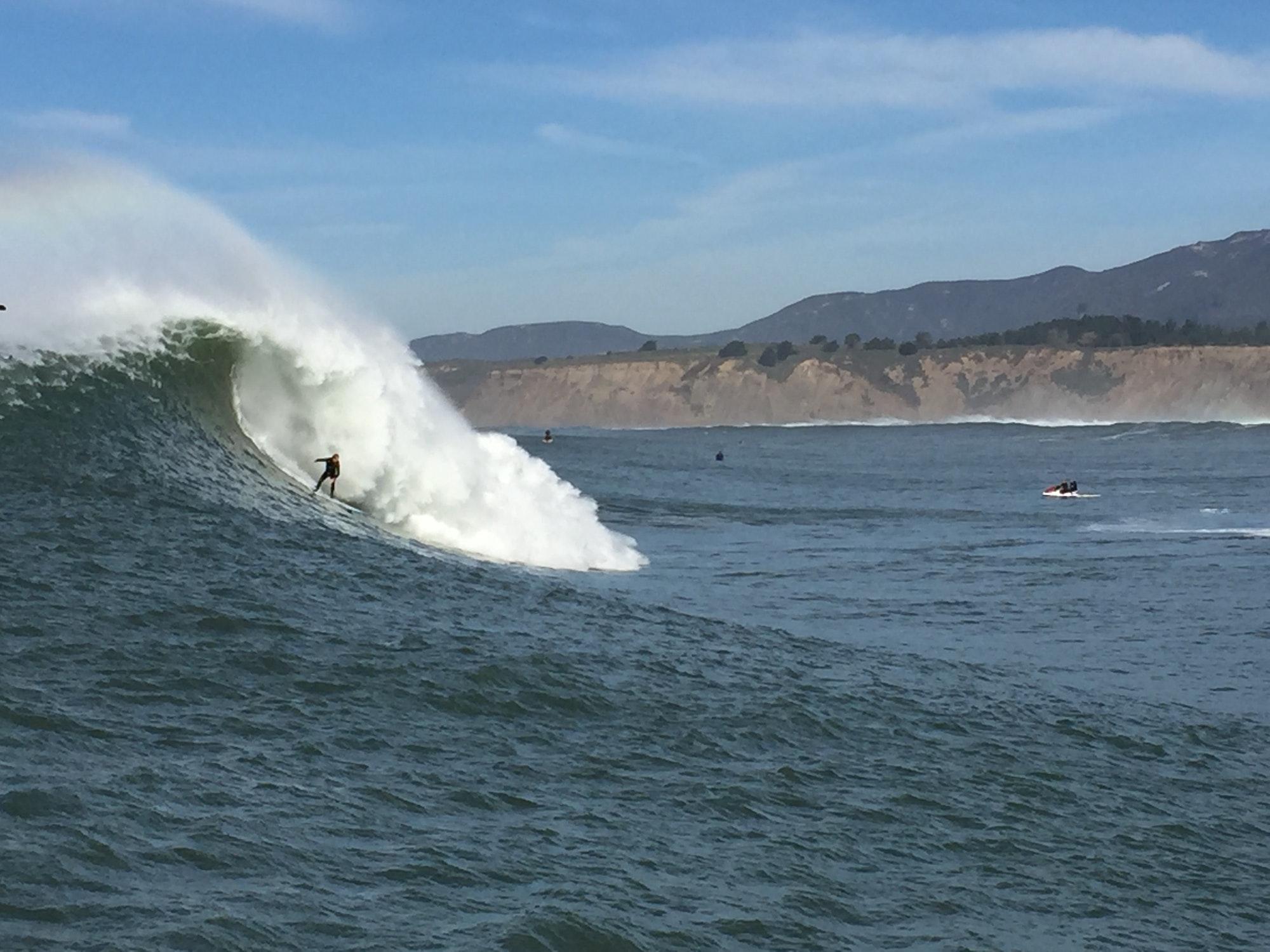 Image Mavericks Wave