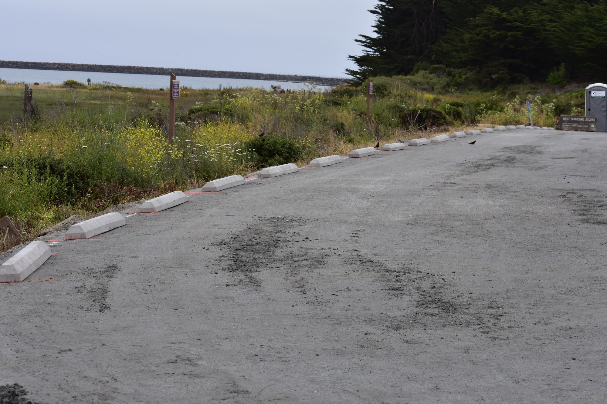 Image West Trail Parking Lot