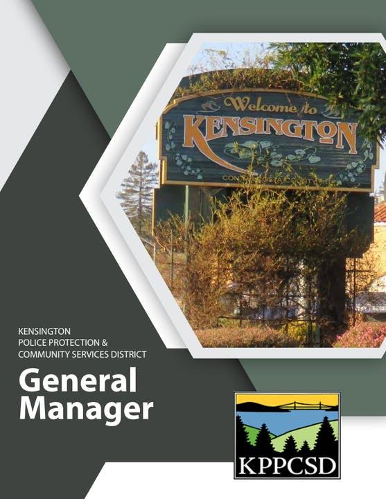 GM Job Announcement