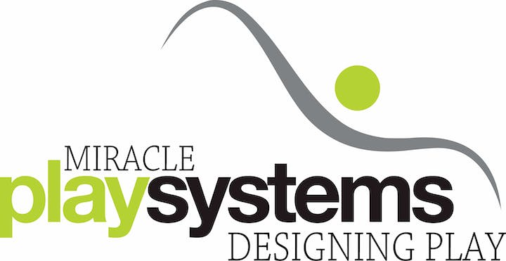 Company logo for Miracle Play Systems