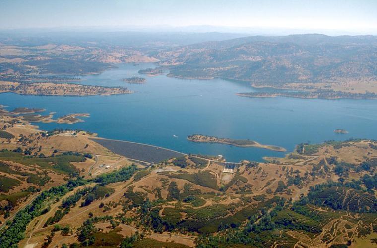 May contain: water, shoreline, nature, outdoors, land, sea, ocean, coast, reservoir, and peninsula