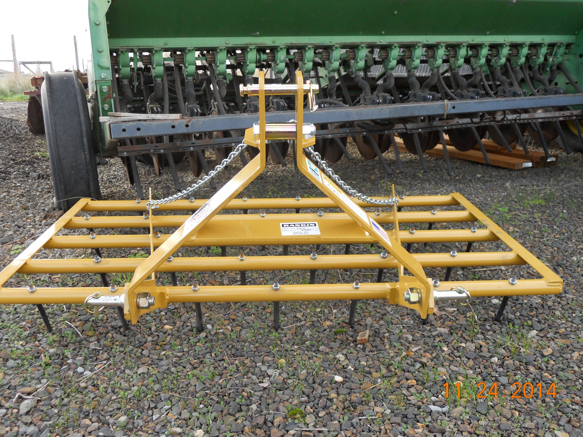Equipment Library Descriptions - Jackson Soil and Water
