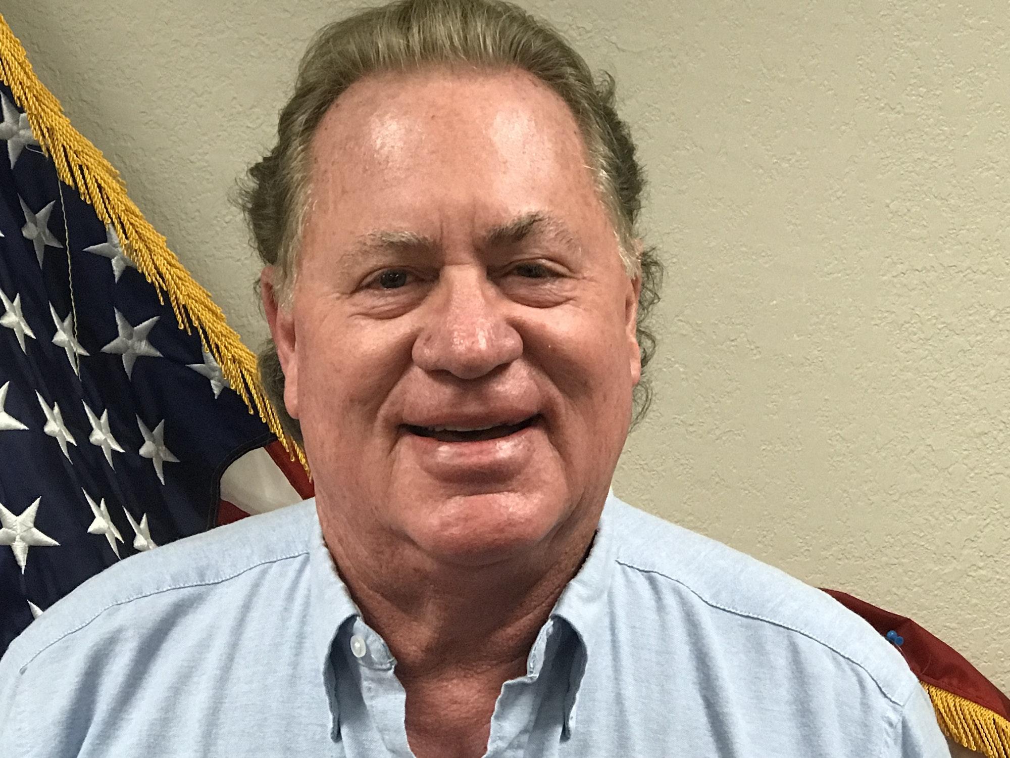 Commissioner Bruce Cochrane