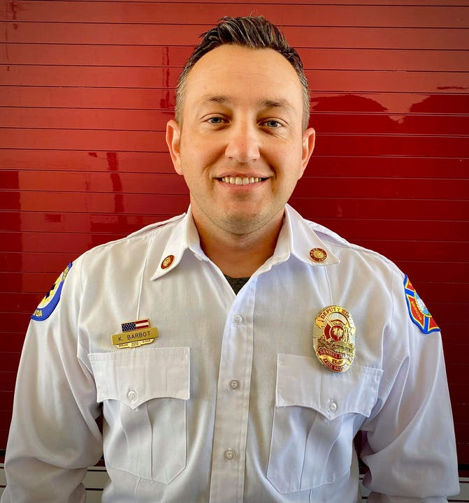 Deputy Chief Kevin Barbot