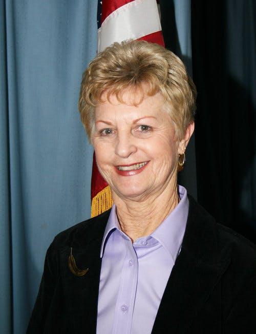 Commissioner Patty Borelli