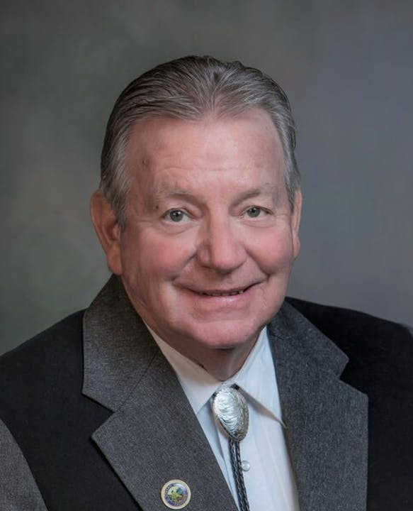 Commissioner George Turnboo