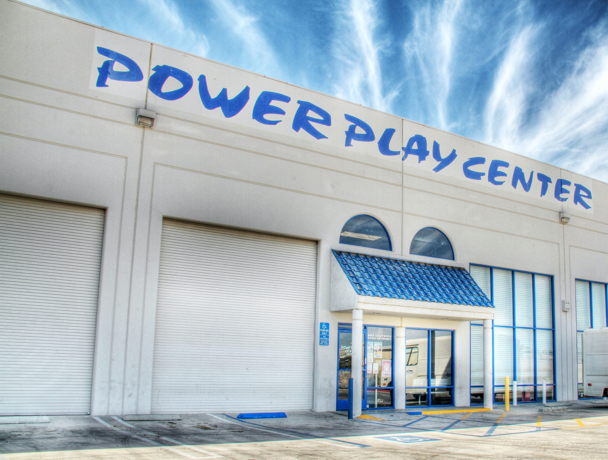 power play center hesperia recreation and park district