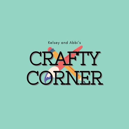 Kelsey and Abbi's Crafty Corner logo