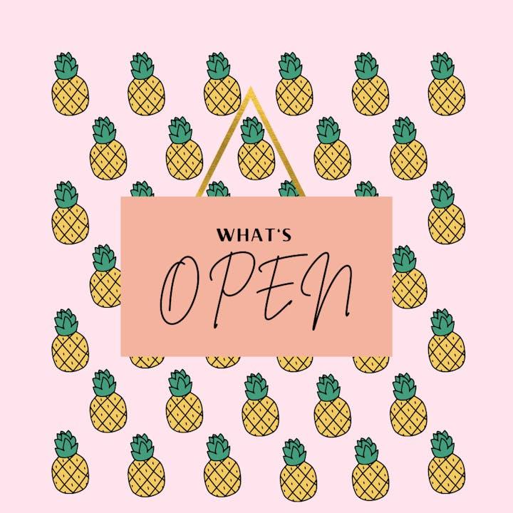 What's open summer logo