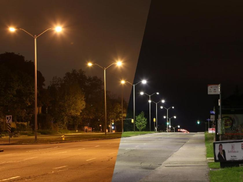 Led Street Lighting Hesperia Recreation And Park District