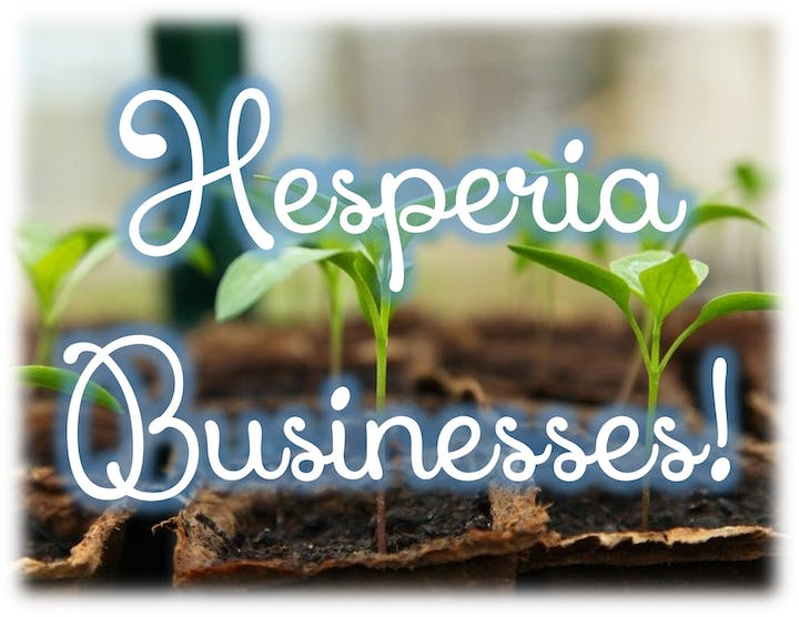 Hesperia Businesses!