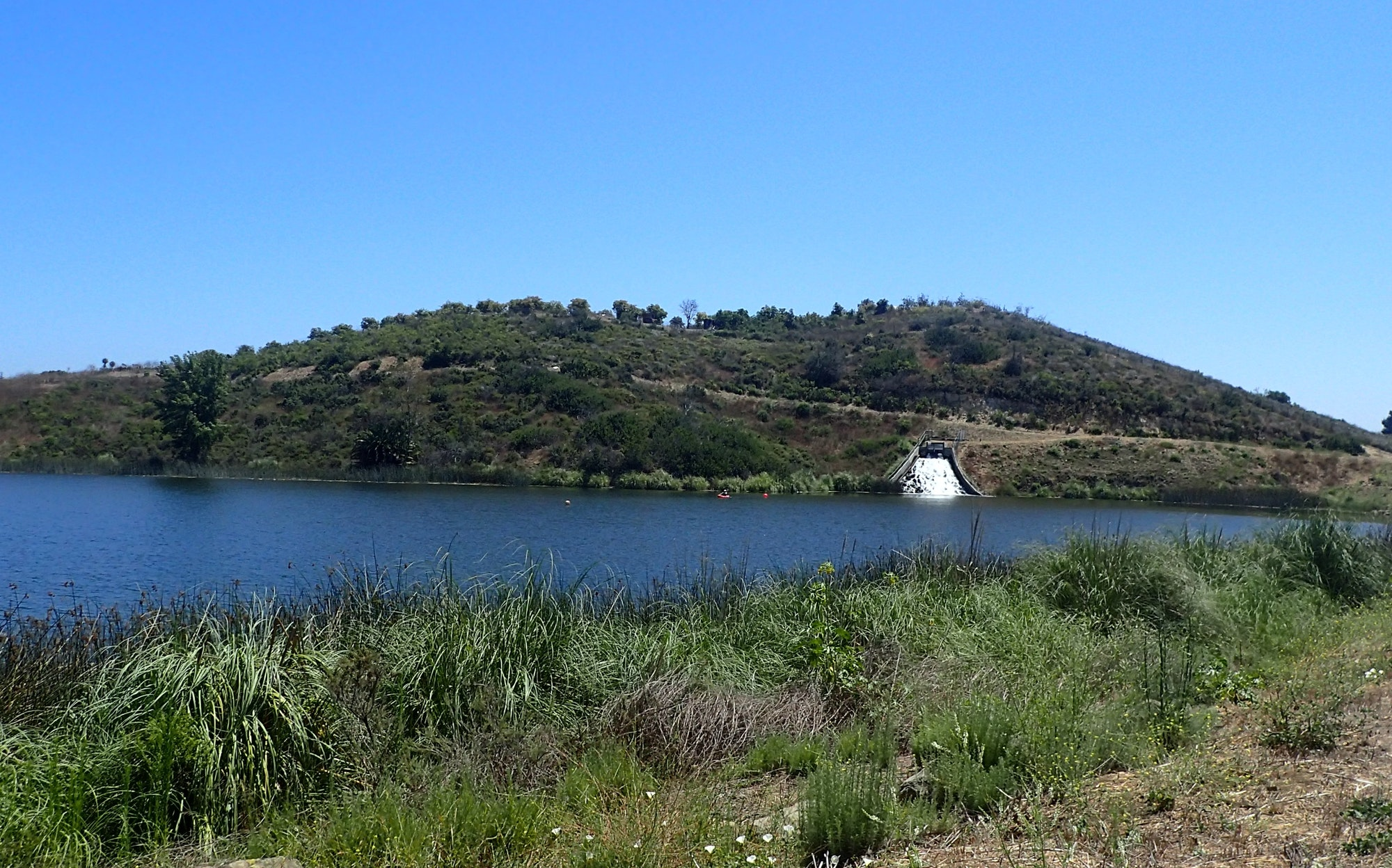 Lauro Reservoir Image