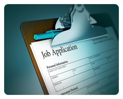 Employment Application Image
