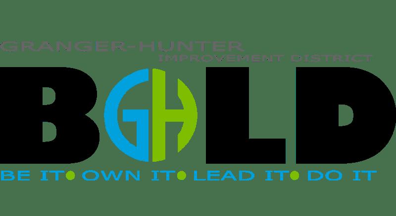 Granger-Hunter Vision's logo